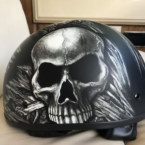 Accessories - Motorcycle helmet, xs